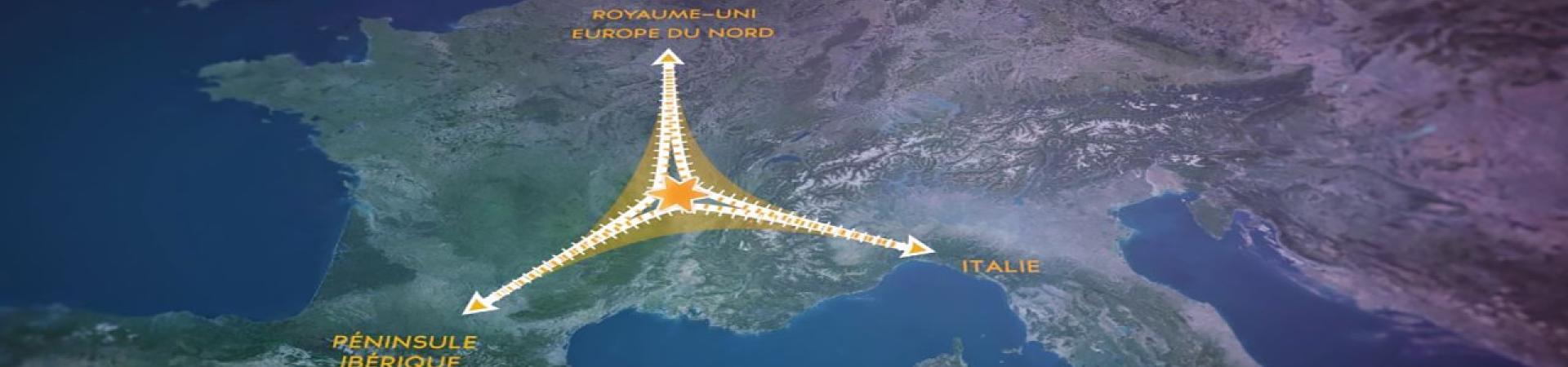 Le rôle stratégique du Nœud Ferroviaire Lyonnais