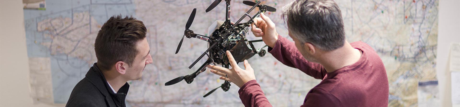 Hero Banner drones - Altametris
