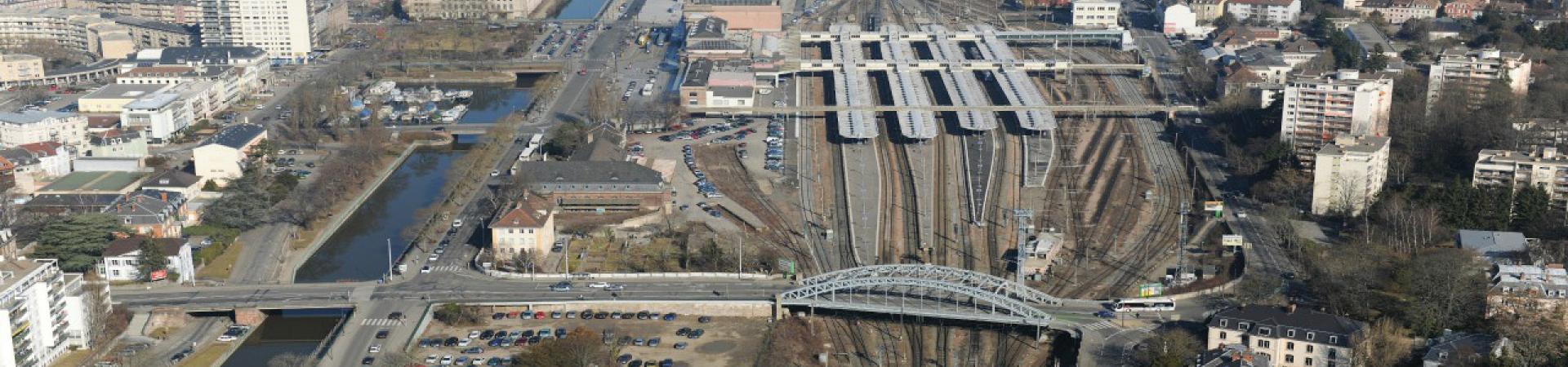 Modernisation du nœud ferroviaire de Mulhouse
