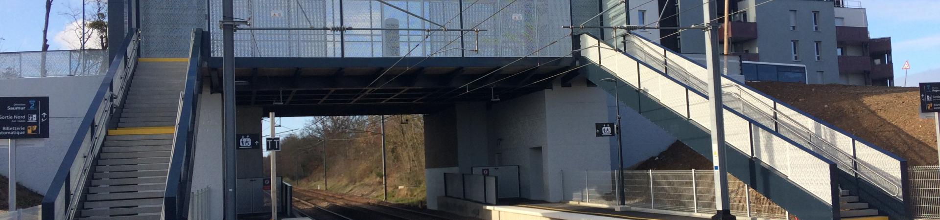 Gare Trélazé